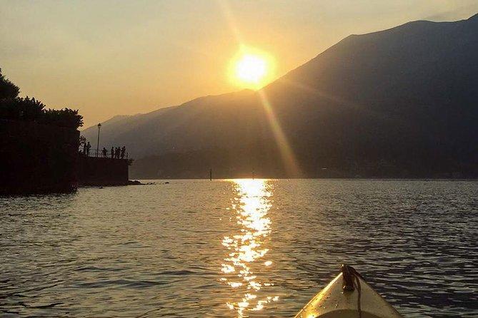 Comomeer Golden Hour Kayak Tour