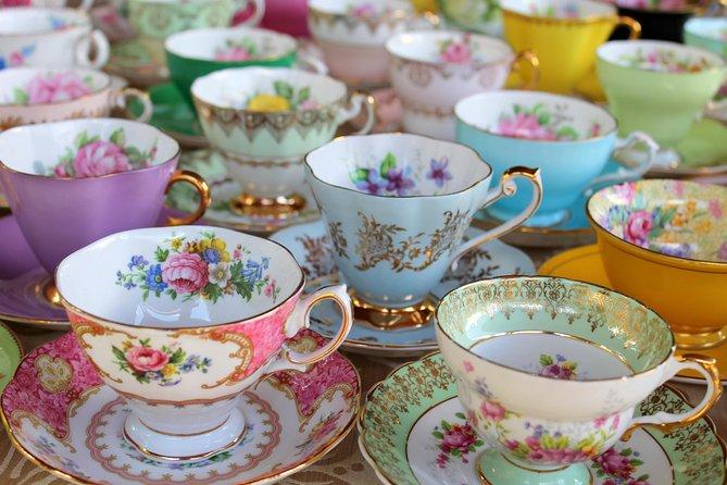Scottish afternoon tea