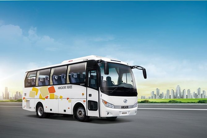 Tianjin Private Transfer from Railway Station to Cruise Port