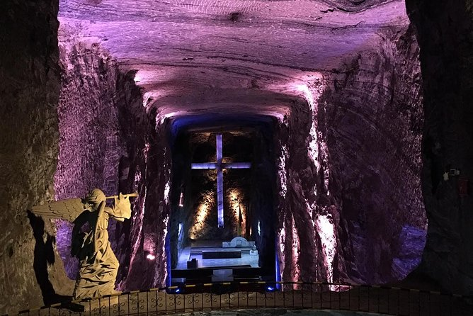 Salt Cathedral and Andres - Day tour. photo 2