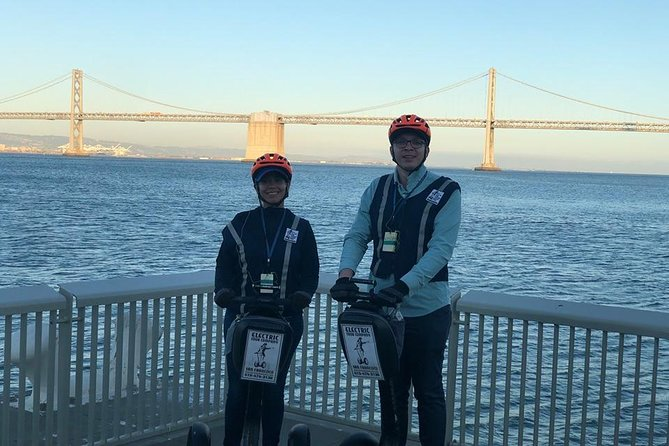 San Francisco Wharf and Waterfront Segway Tour - Our Most Popular Tour Route photo 7