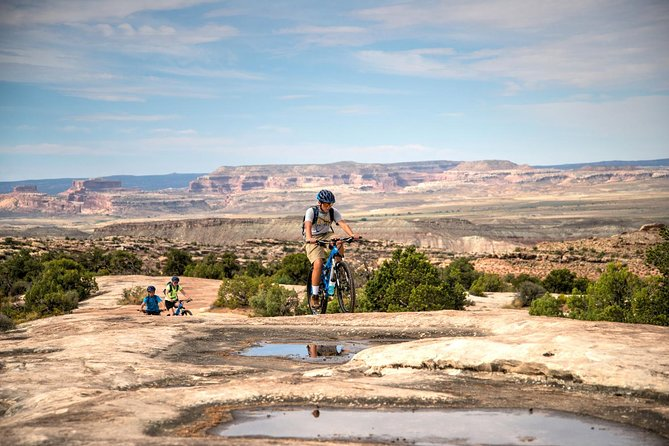 Klondike Bluffs Trail 11-Mile Guided Mountain Biking Adventure