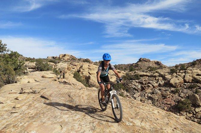North Klondike Bluffs 12-16 Mile Guided Mountain Bike Tour