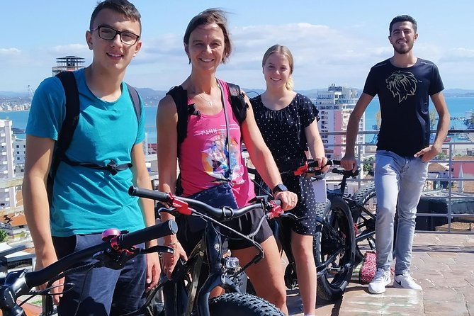 Tirana Day Tour with Electric Bikes