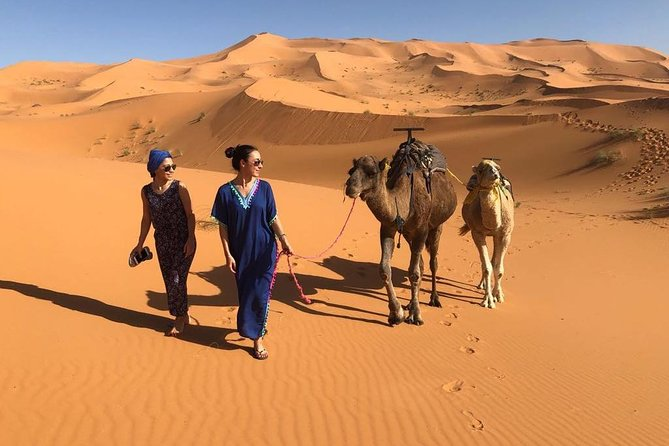 Desert tour from Fez to Marrakech( 3 Days and 2 nights)