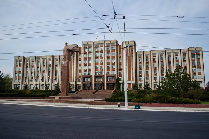 Transnistria tour from Odessa