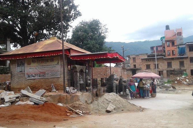 Bungkmati Khokana Village day tour Nepal
