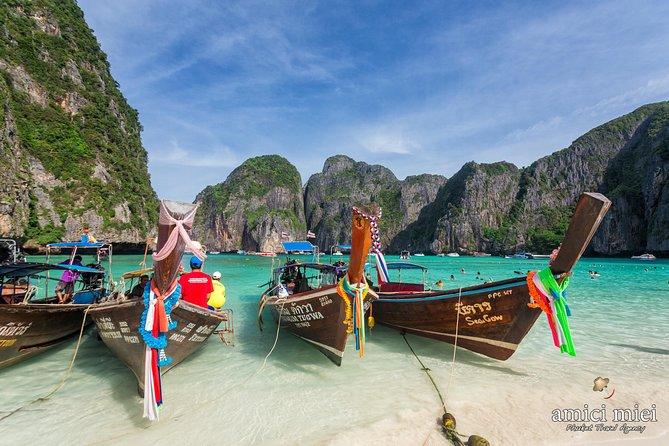 Phi Phi Island tour with italian speaking guide (Premium service)