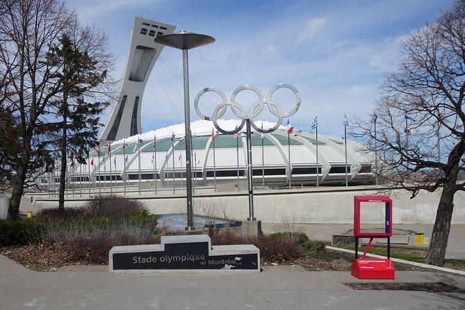 Montreal Olympic Park Tourist Scavenger Hunt