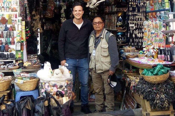 Private City Tour In La Paz (fullday)
