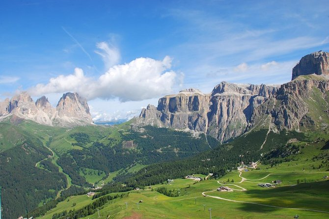 The Mighty Dolomites with cooking class included