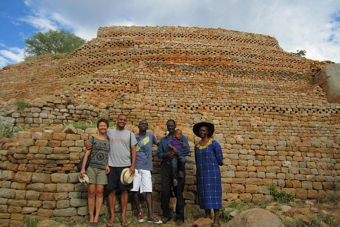 Khami Ruins Tour with Refreshments from Bulawayo.