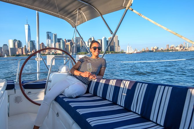 Private Sailing Yacht - NYC & Statue of Liberty Tour