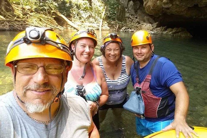 Cave Tubing Paradise Tours