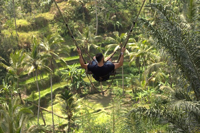Private Tour: Bali Volcano with Jungle Swing Experience photo 14