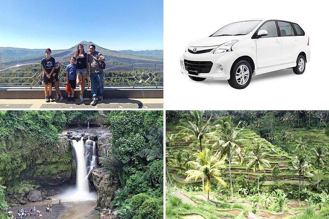 Private Bali Full Day Car Charter - Ubud and Kintamani Volcano Tour