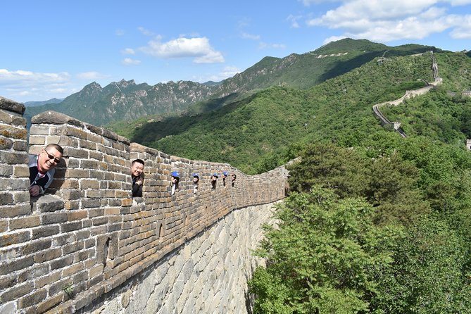 Private Mutianyu Great Wall and Summer Palace English Speaking Driver Transfer