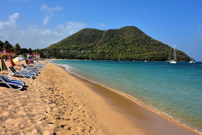 Cruise Ship Round Transfer to Reduit Beach