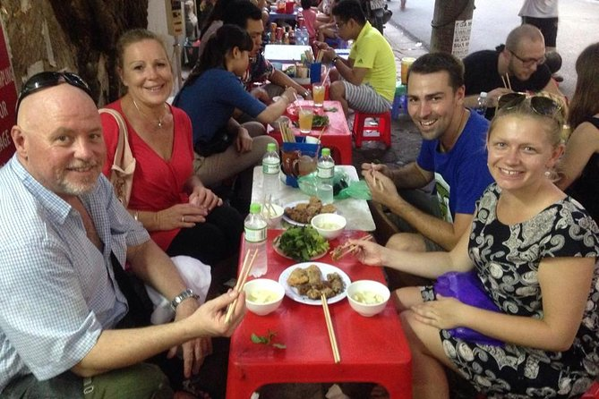 Hanoi street food walking tour in 3 hours