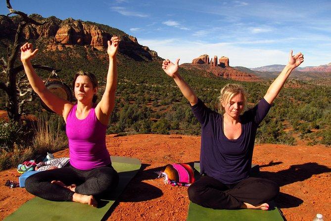 Kundalini Yoga in a Vortex Tour