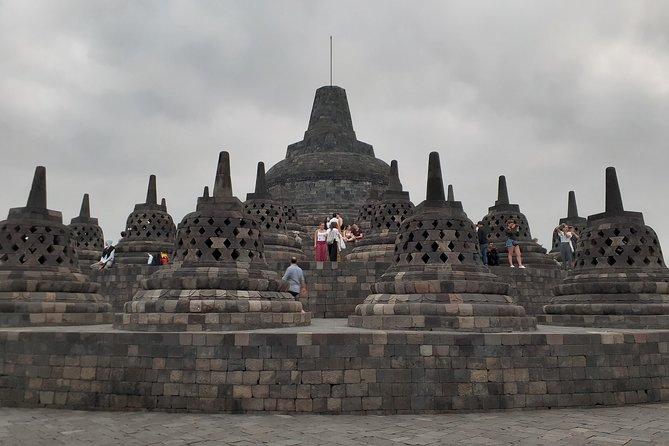 Borobudur Temple, Merapi Lava Tour, Prambanan Temple