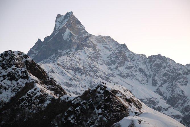 5 Days Amazing Mardi Himal Trek from Pokhara