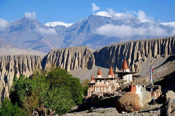 Upper Mustang Trek 1850USD