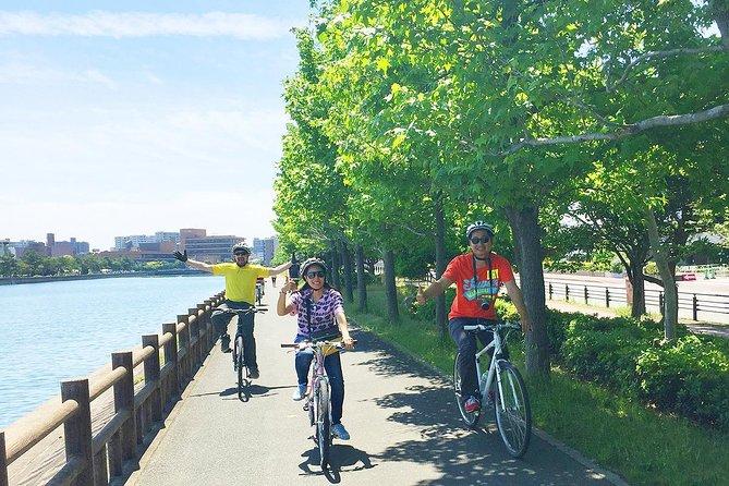 Fukuoka Bike Tour - Private Tour with licensed local guide