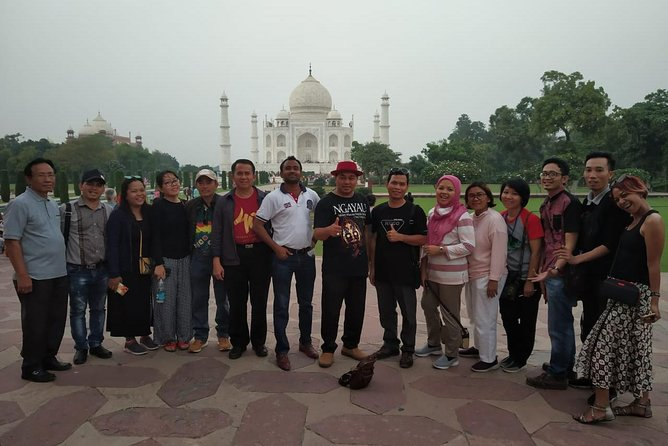 Delhi To Agra Private Sunrise Tour All Including