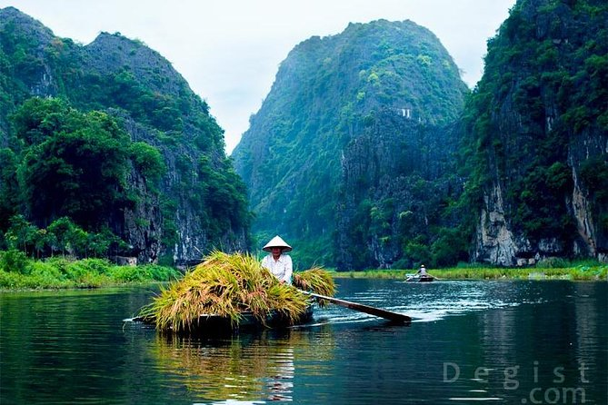 Tam Coc - Mua Cave One Day Deluxe Tour