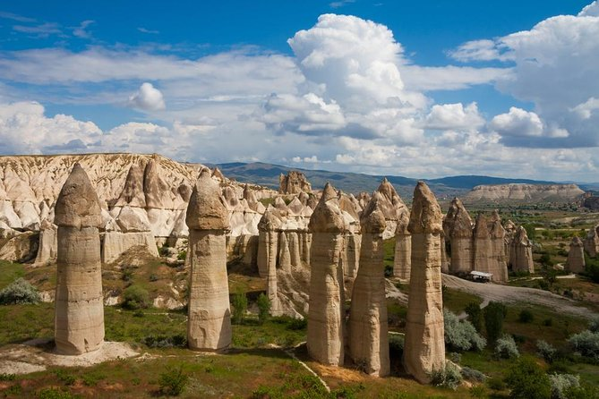 Private, All in One Highlights of Cappadocia Full Day Tour-All Inclusive