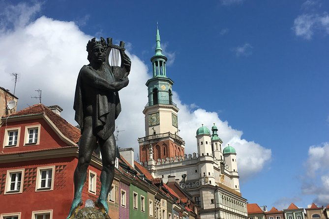 Private Transfer from Warsaw to Poznan with 2h of Sightseeing