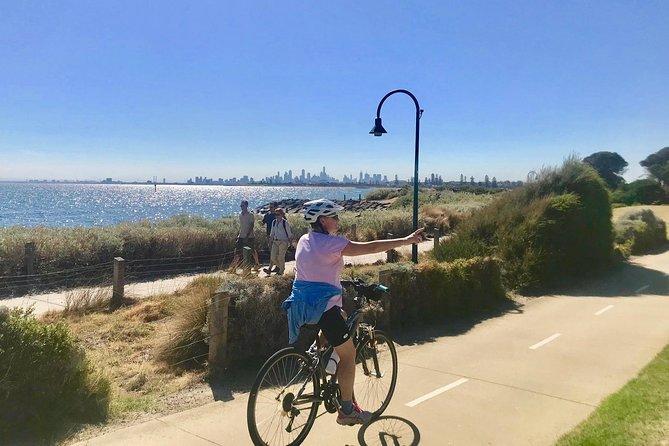 Cycle Tour | Melbourne Beaches St Kilda Luna Park Brighton Bathing Boxes