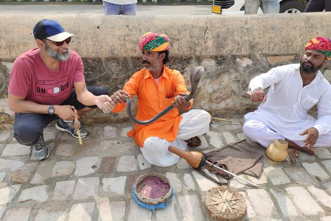 Jaipur Heritage Day Tour With Guide
