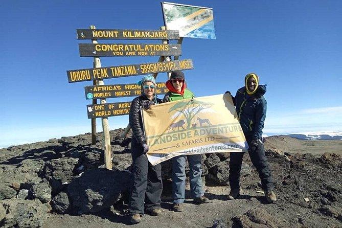 9 Days Mount Kilimanjaro Climb Machame Route