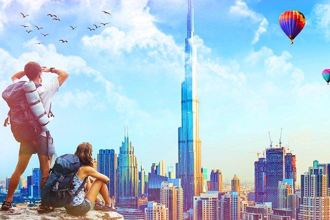 Full Day Dubai City Tour with Burj Khalifa