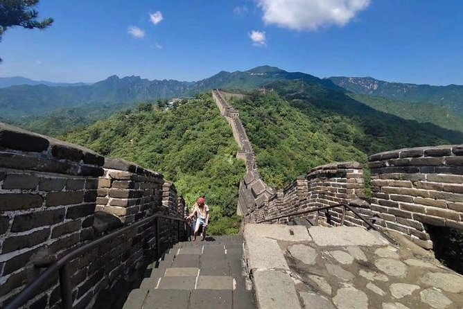 Xi'an Private Day Trip to Mutianyu Great Wall in Beijing by Bullet Train