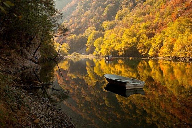 Tara Park, Wood City, Studenica Monastery, Uvac Canyon, Novi Sad, 5 Day Tour