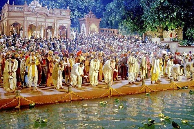Spiritual Walk In Delhi - A Guided Experience