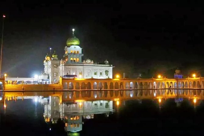 Night Walk Tour In Delhi - A Guided Experience