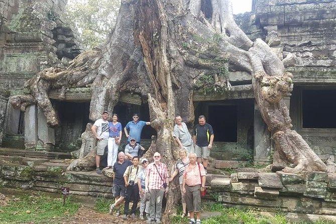 1 Day Angkor Wat Tours - Small Tour