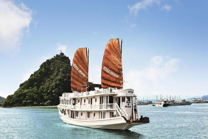 Rosa Cruise Halong Bay 2 Days 1 Night