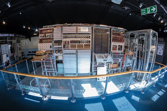Skip The Line: The National Museum of Computing Day Entry Ticket