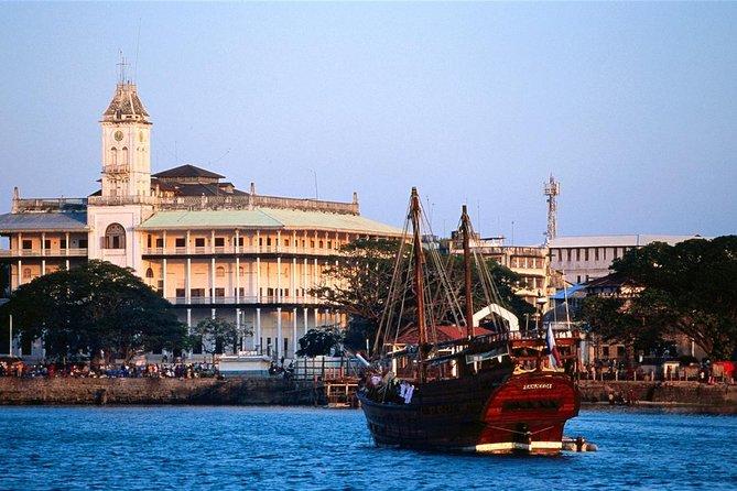 ferry Zanzibar