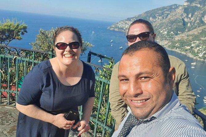 Amalfian coast tour