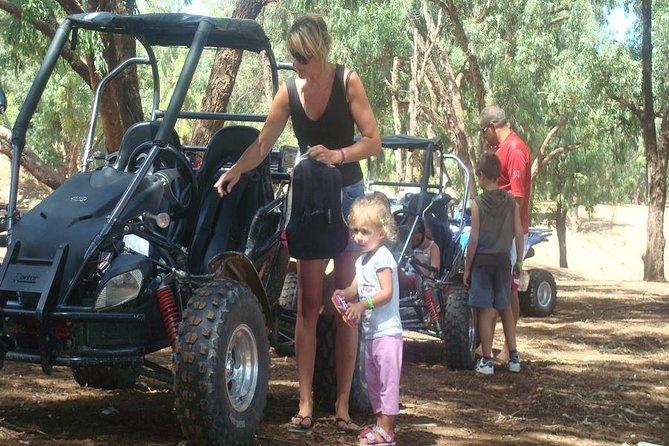 Buggy ride in Agadir