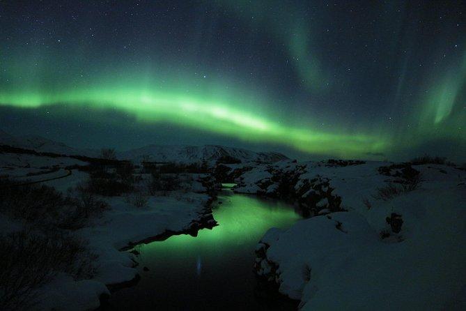 Aventuras de medianoche auroras boreales desde Reikiavik