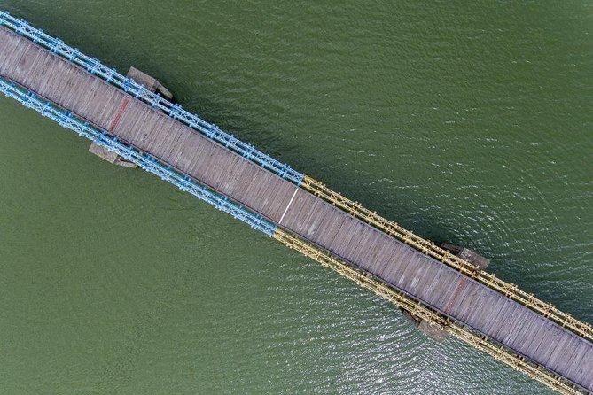 Hien Luong bridge- Ben Hai river- DMZ