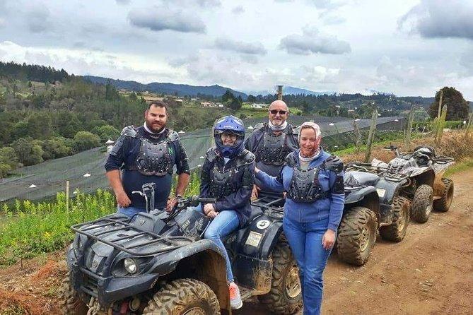Guatape and ATVs Private Tour