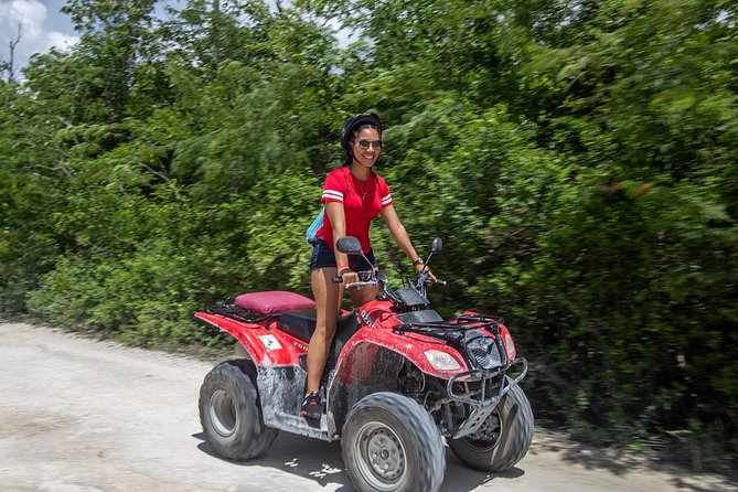 ATV Mud kicking & Beach Club chill by Tortugas Cozumel® photo 7